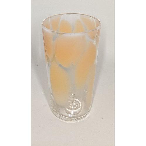 Salmon Pint Glass