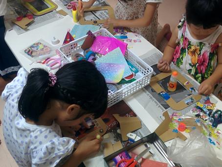 【参加者募集】7/31Summer Holidays Kids Workshop