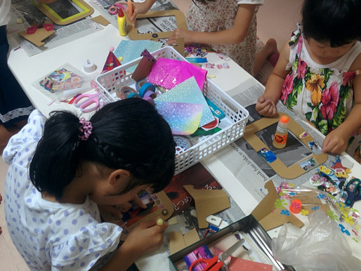【参加者募集】7/31Summer Holidays Kids Workshop
