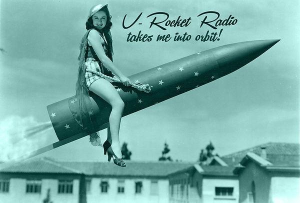 V-Rocket Radio