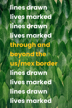 Lines drawn, lives marked