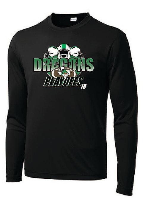 Dragons Vintage Dri Fit Long Sleeves