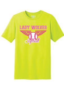 Lady Wolves Softball
