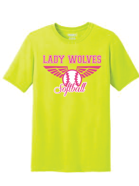 Lady Wolves Softball