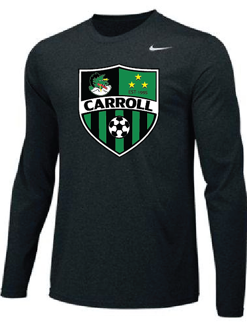 Nike® Long Sleeve Crest