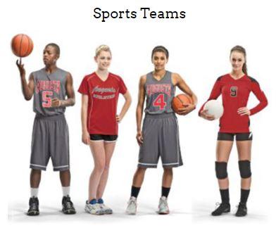 Sports Teams