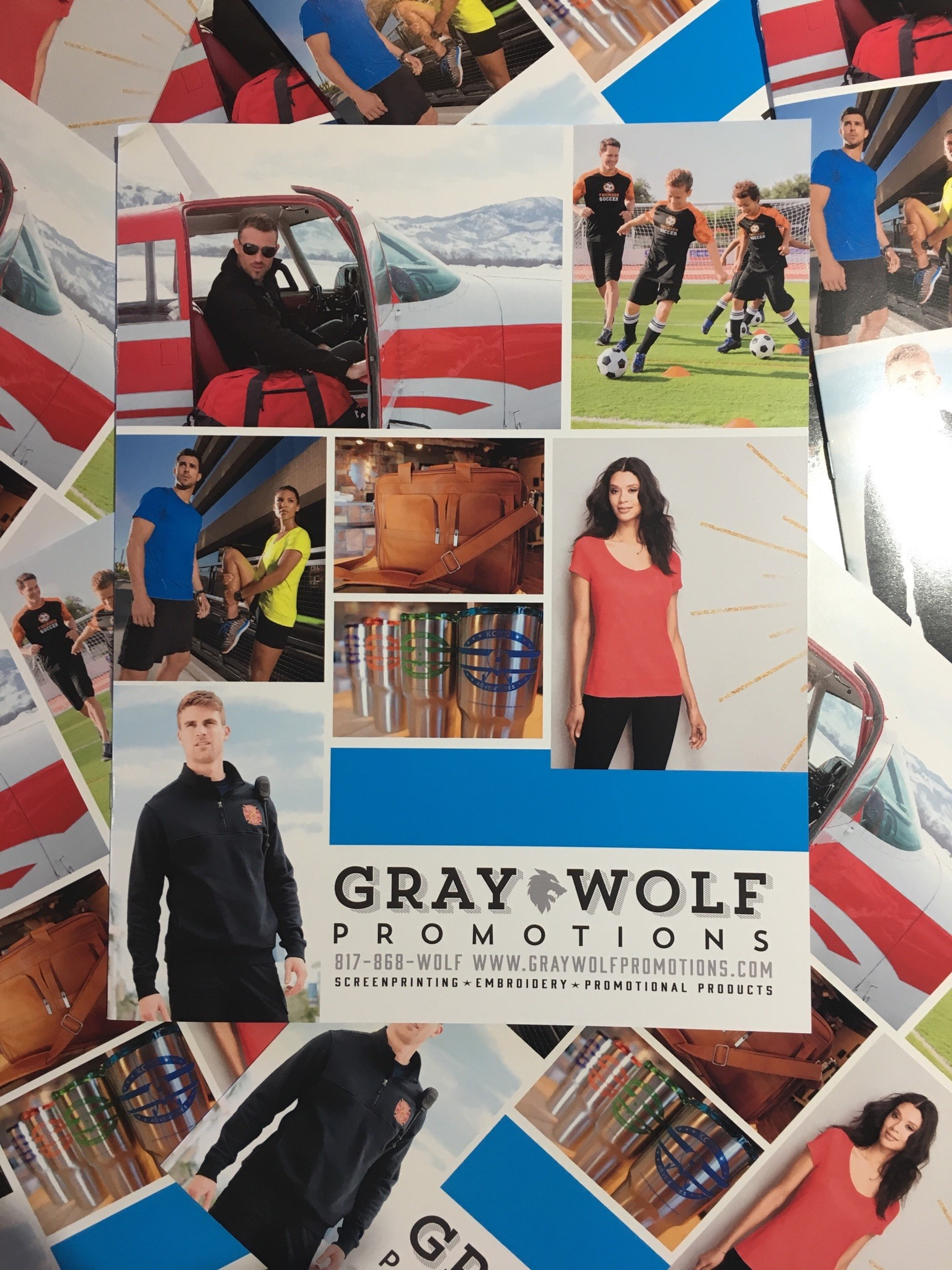 Gray Wolf Promotions Catalog