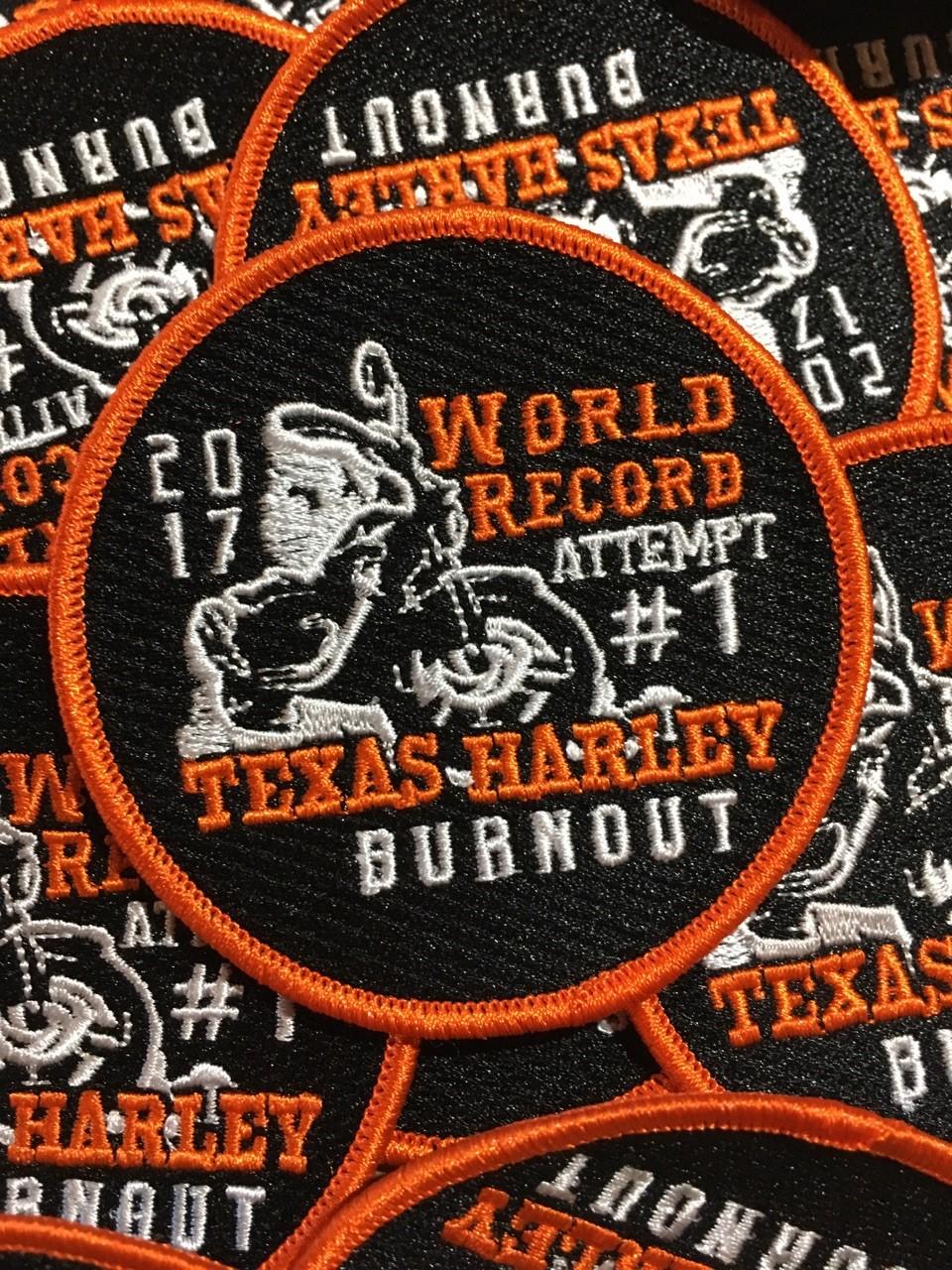 Harley Davidson Jacket Patch
