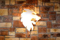 Gray Wolf Promotions Lighting Logo