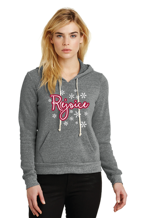 Rejoice Alternative Athletics Eco™-Fleece Pullover Hoodie