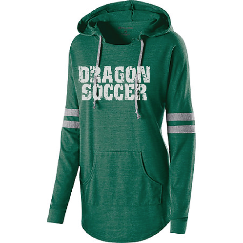 Dragon Soccer Low Key Pullover Hoodie