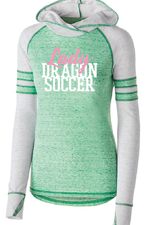 Lady Dragon Soccer Advocate Hoodie