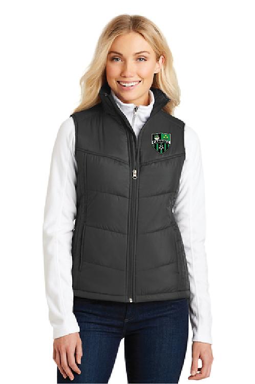 Ladies Port Authority® Puffy Vest