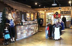 Gray Wolf Promotions Show room