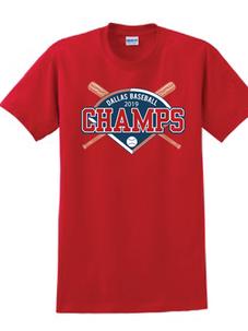 Dallas Baseball Champs