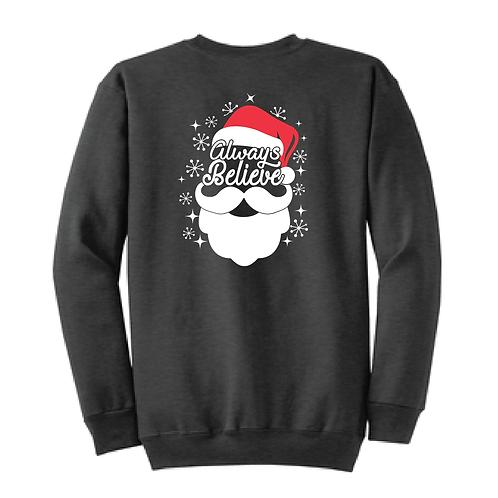 Always Believe Core Fleece Crewneck Sweatshirt