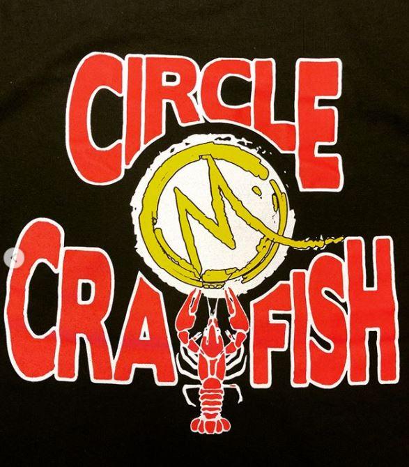 Circle Crawfish Shirts
