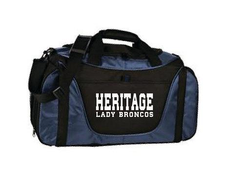 Lady Broncos Athletic Bag