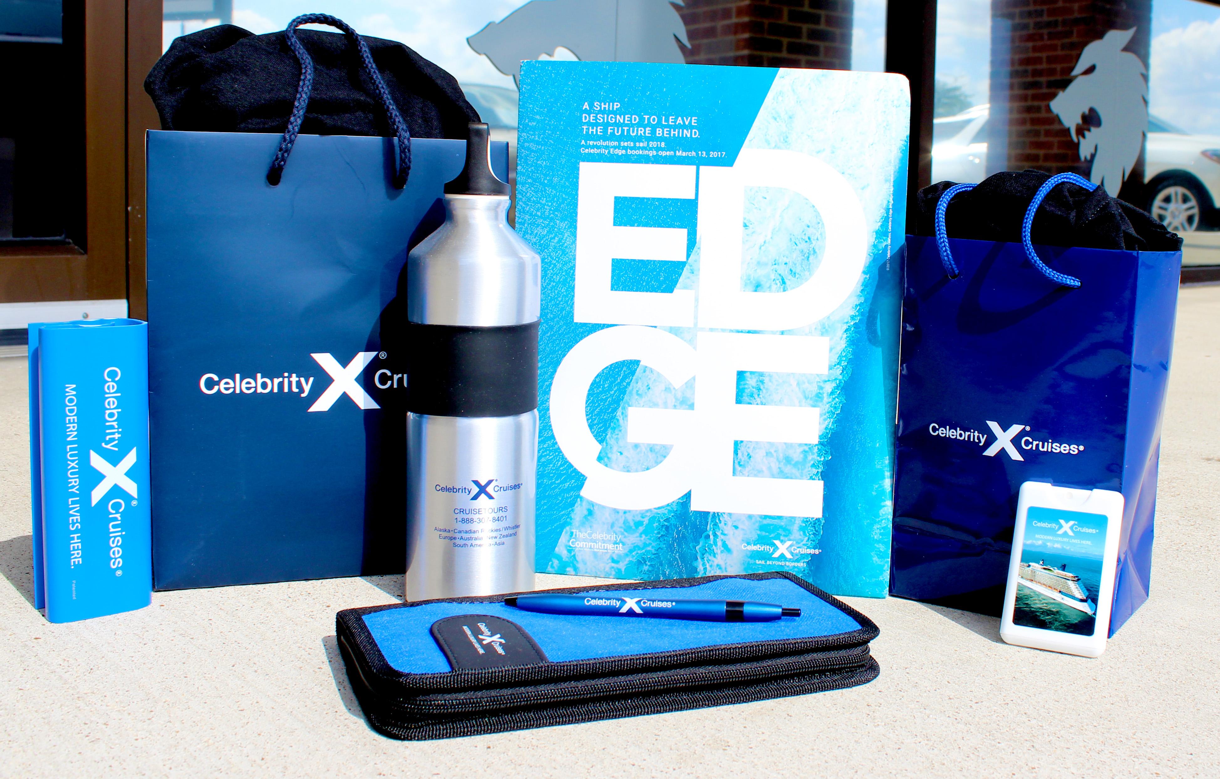 Celebrity Cruises | Edge Branding