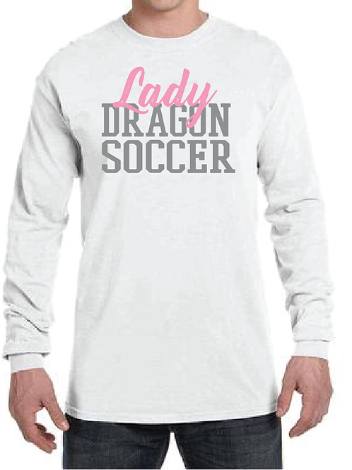 Comfort Colors Unisex Lady Dragons Tradition Long Sleeve