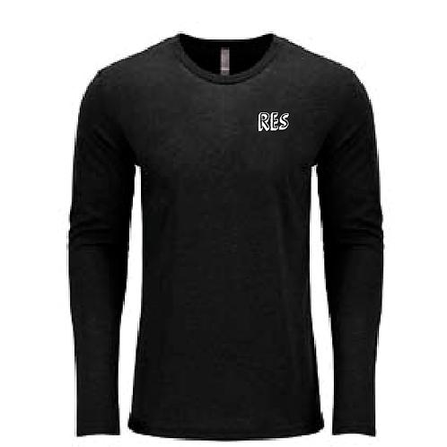 Be Somebody Unisex Long Sleeve - Black