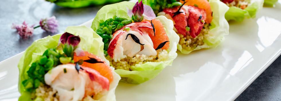 Fish Appetizer