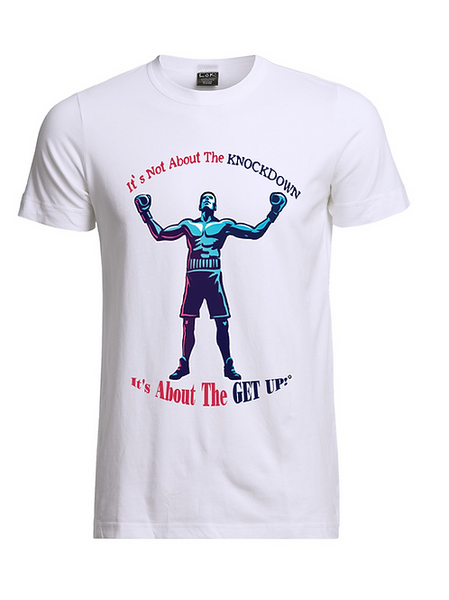 It's not about the knockdown Tee