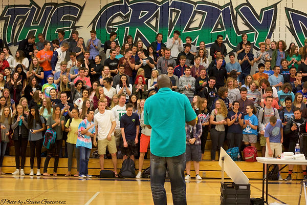 Motivational Speaker for High School Students, Engaging Motivational Speakes in Denver, Colorado