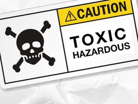 Avoiding the Workplace Toxic Trap