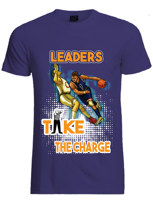 Leaders Take The Charge Tee