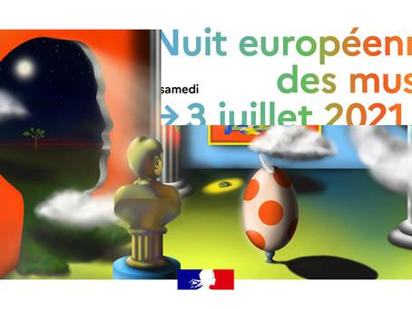 Europäische Museumsnacht – auch an der Côte d'Azur
