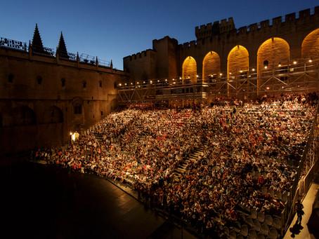 Avignon wird zum Epizentrum der Theaterkunst