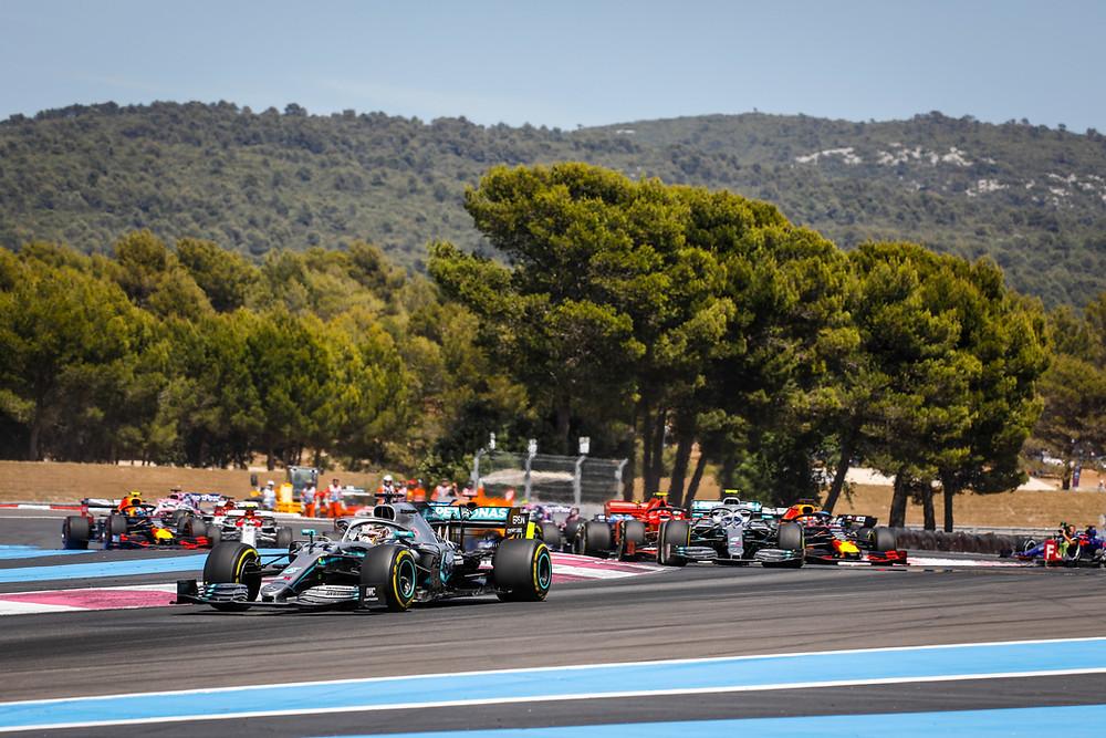 Formel 1, Le Castellet, Circuit Paul Ricard
