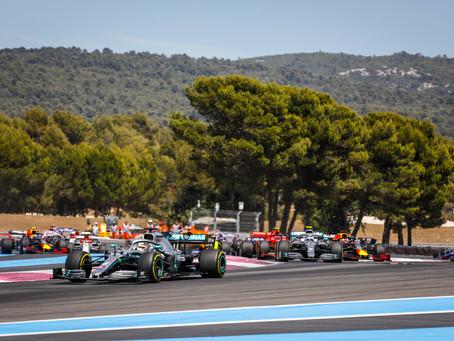 Frankreich-Grand-Prix in Le Castellet: Ein offener Kampf auf der Überholspur