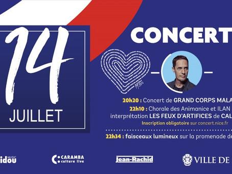 Fünf Jahre nach dem Anschlag des 14. Juli in Nizza: Zwischen Nationalfeiertag und Gedenken