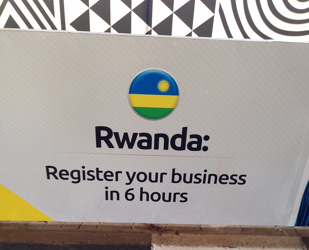 Rwanda business