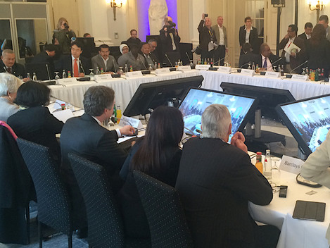 Bonn Challenge 2.0: Ministerial Round Table
