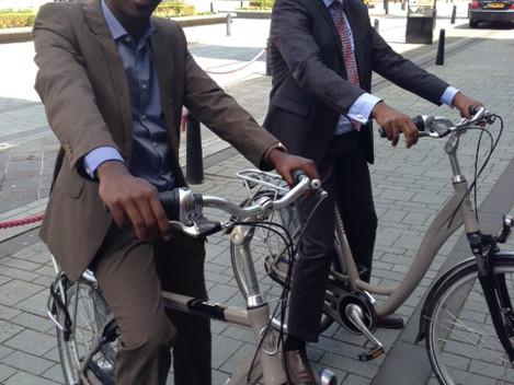 Rwanda FLR European Investor Roadshow