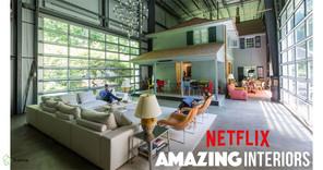 Netflix的室內設計靈感- Amazing Interiors