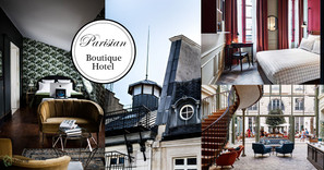 真正的Parisian巴黎人酒店風格