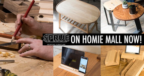 Made in Hong Kong工業風 Sprue Furniture,Homie Mall 登場!