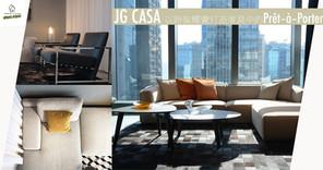 尋找傢俱的Prêt–à–Porter:JG Casa奢華風格打造如Service Apartment的現代設計感家居