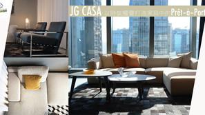 【香港傢俬舖推介 - 觀塘奢華風格傢俬店】 尋找傢俱的Prêt–à–Porter:JG Casa奢華風格打造如Service Apartment的現代設計感家居