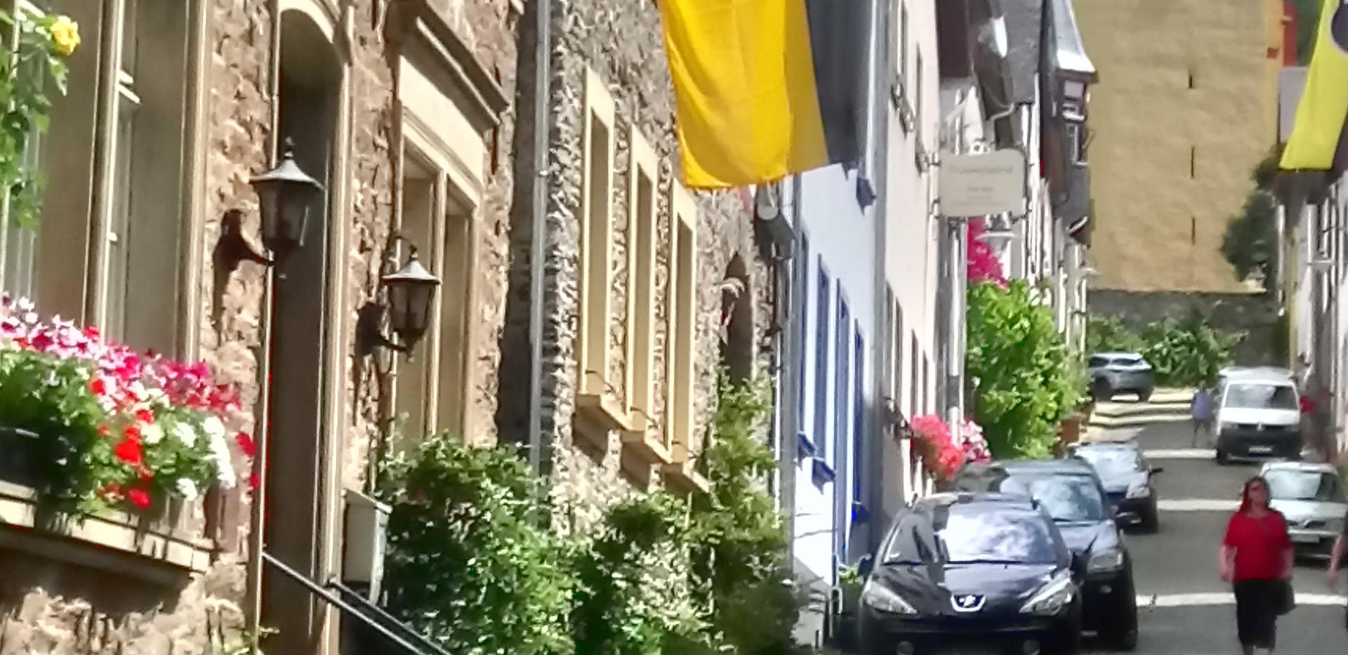 Historischer Winzerverein Boutique B&B in Senheim, Mosel Trip