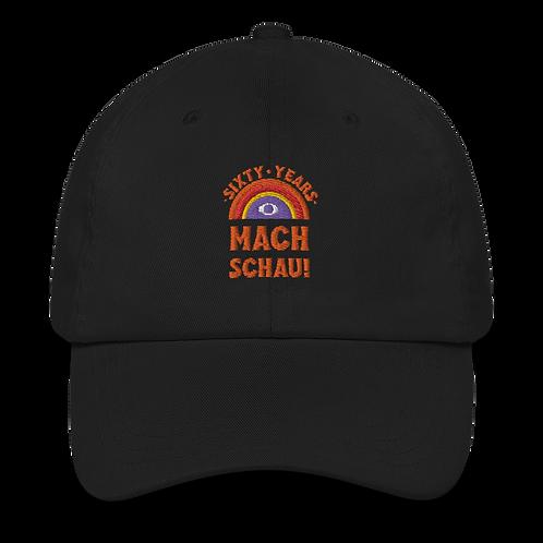 SIXTY YEARS MACH SCHAU! CAP
