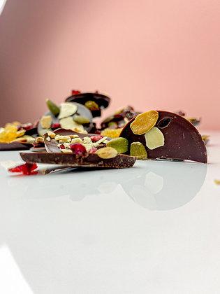 Belgian Chocolate Snaps