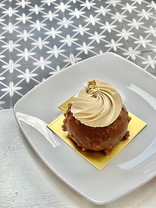 Rich French Mousse-Based Dessert