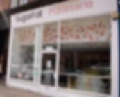 SugarFall Patisserie Shop Front 2020