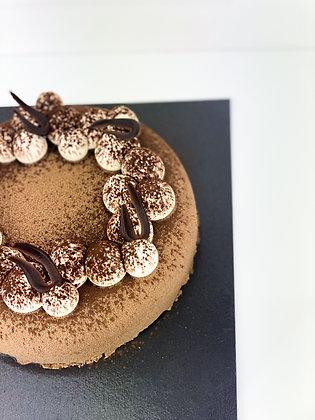Arriba Cake