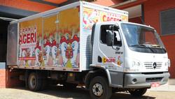 cageri granja caminhão